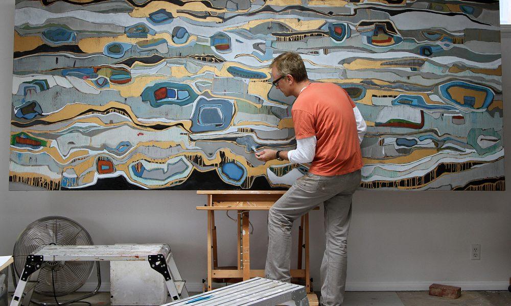 art, painting, artwork, chase langford