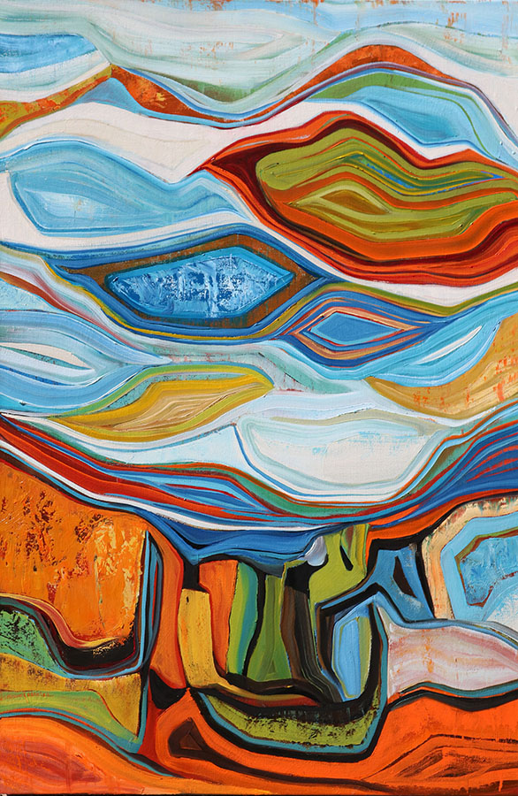 art for sale, abstract painting, chase langford